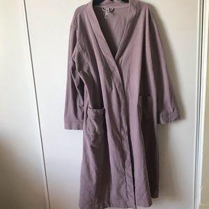 Woman sleeping gown